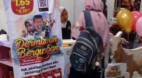 Festival Lampung Syariah 2019, Pengunjung Bisa Qurban Lewat Global Qurban