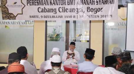 Imaam Yakhsyallah: BMT Amanah Syariah Harus Menjadi Solusi