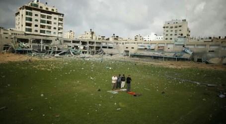 Liga Sepak Bola Palestina Terancam Berhenti
