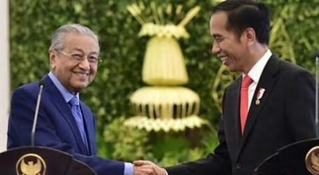 Jokowi-Mahathir Tonjolkan Islam yang Damai dan Toleran