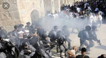 Palestina: Serbuan Israel ke Aqsa Berpotensi Jadi Konflik Agama