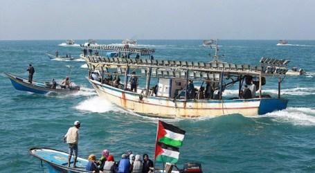 Angkatan Laut Israel Culik Nelayan Palestina