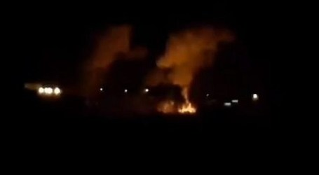 Serangan Roket Hamas, Israel Kurangi Pengiriman Bahan Bakar ke Gaza