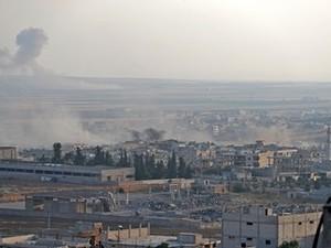 Oposisi Suriah Mundur dari Kota Khan Shaykhun