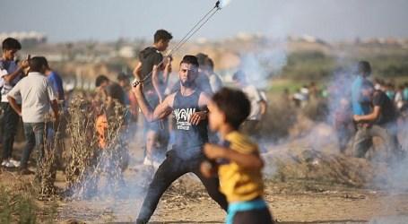 8.000 Warga Gaza Lanjutkan Protes Pekanan di Perbatasan