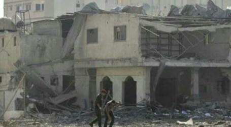 25 Ribu Rumah di Gaza Butuh Dibangun Kembali