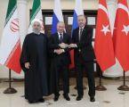 Erdogan Tuan Rumah KTT dengan Putin dan Rouhani Bahas Suriah