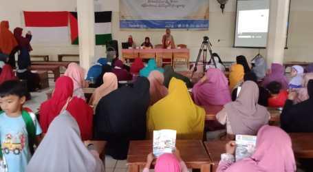 Ummahat Jama'ah Muslimin (Hizbullah) Lampung Gelar Temu Muslimat