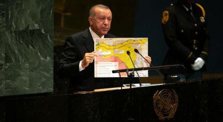 Turki Rencana Bangun Kota untuk Sejuta Pengungsi Suriah