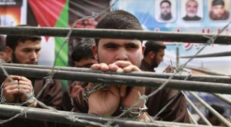 Israel Perintahkan Penahanan Administratif 76 Warga Palestina