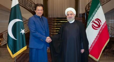 Khan dan Rouhani Bertemu Bahas Dialog dengan Saudi