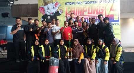 """Ponpes Al-Fatah Juara Umum """"Pencak Silat Lampung Championship4"""""""