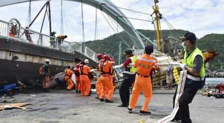 TETO: Penyebab Runtuhnya Jembatan di Taiwan Dalam Penyelidikan
