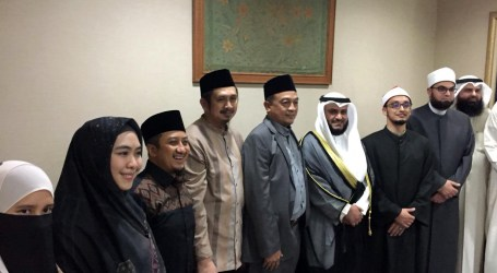 Ahlan Wasahlan di Jakarta Syaikh Mishari Rasyid