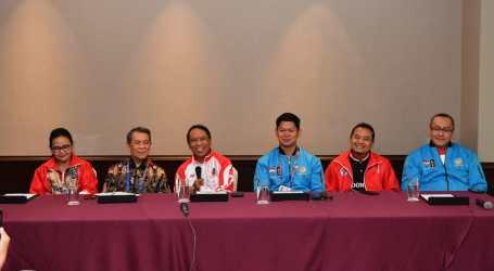 Menpora Optimis Target Peringkat Dua Akan Tercapai di SEA Games 2019