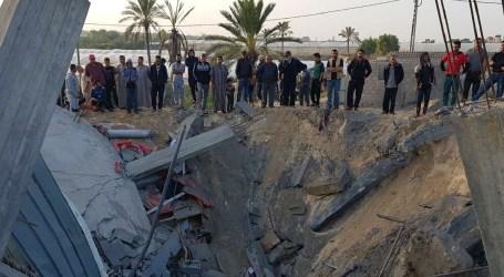 Jumlah Korban Serangan Israel ke Gaza 23 Gugur, 70 Terluka
