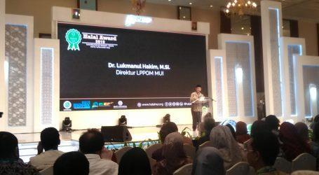 LPPOM MUI Gelar Halal Expo di JCC