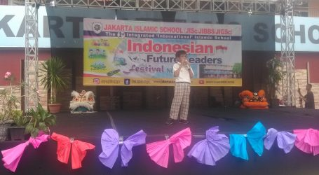 Jakarta Islamic School (JISc) Gelar Indonesia Future Leaders 2019