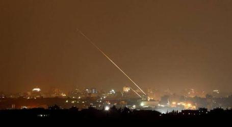 Tembakan Roket dari Gaza Lukai Warga Israel