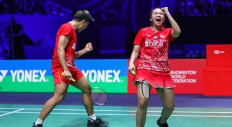 Tiga Wakil Indonesia ke Final Badminton SEA Games 2019