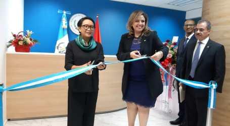 Setelah 26 Tahun, Kedubes Guatemala di Jakarta Dibuka Kembali