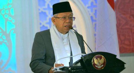 Wapres Ma'ruf Amin Buka Silaknas ICMI ke-29 di Padang