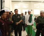 Kodim 0421 Lampung Selatan: Entaskan Buta Aksara dan Al-Qur'an