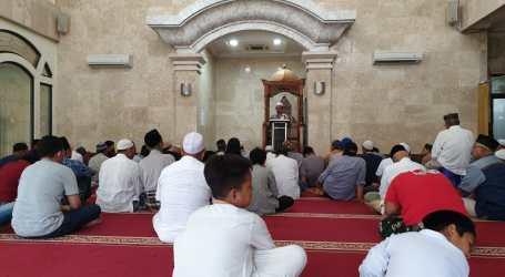 Ali Farkhan : Perkuat Shaf Kaum Muslimin