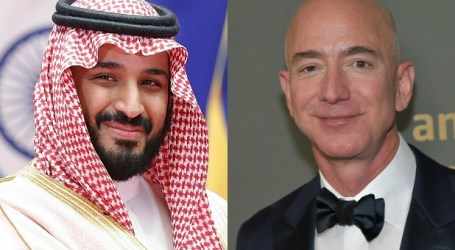 PBB Seru Selidiki Peretasan Ponsel Bezos, Putra Mahkota Saudi Diduga Terlibat