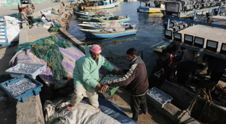 Israel Tembak Nelayan Palestina 347 Kali Selama 2019