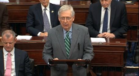 Kongres AS Resmi Buka Sidang Pemakzulan Trump