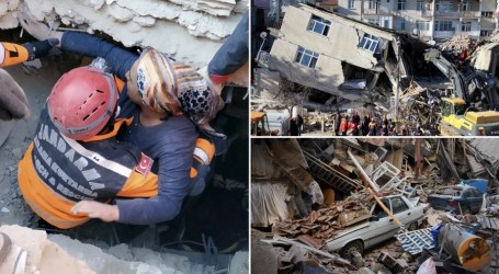 Erdogan Peringatkan Propaganda Negatif Terkait Gempa