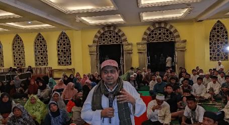 Ust Haikal Hasan: Kita Akan Seperti Apa yang Kita Pikirkan