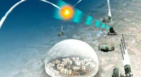 Israel Kembangkan Sistem Anti Rudal Berbasis Laser