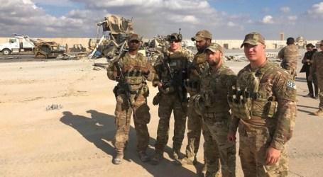 AS Kembali Lanjutkan Operasi Militer di Irak
