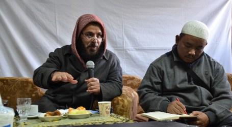 Ulama Gaza kepada Relawan RSI: Kalian Terpilih