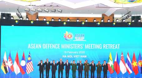 Kemhan RI: ASEAN Perlu Bertindak Konkret Cegah Penyebaran Virus Corona