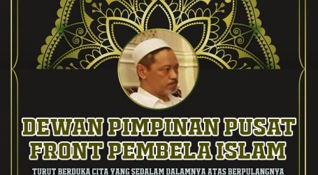 "Pejuang Ekonomi Rakyat Antiriba, Ustaz Jufri Sahroni, Telah ""Dipanggil Allah"""