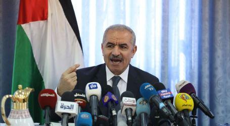 Shtayyeh: Kerugian Ekonomi Palestina Akibat COVID-19 Diperkirakan AS$3,8 Miliar
