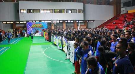 Ribuan Atlet Ikuti Kejuaraan Pencak Silat Satria Timur Open lll 2020