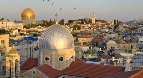 Gereja Makam Suci Yerusalem Tutup Sebelum Paskah
