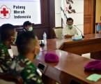 PMI Gandeng TNI Perangi Penyebaran COVID-19