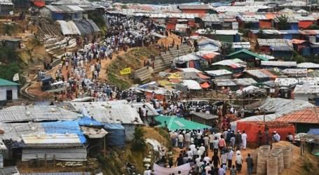 Covid-19 Hantui Pengungsi Rohingya