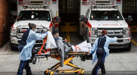 Jumlah Meninggal COVID-19 di New York Lampaui Korban Serangan 11 September
