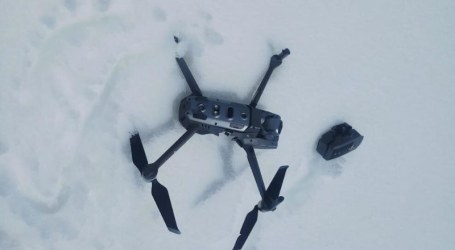 Drone India Ditembak Jatuh Angkatan Darat Pakistan