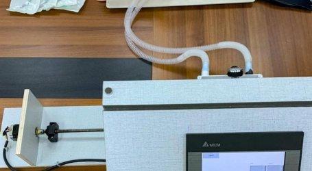 Universitas Al-Quds Ciptakan Prototipe Inovatif Ventilator