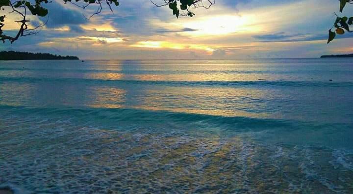 Gambar pulau sipora