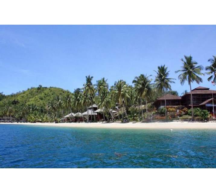 rute ke Pulau karamajat