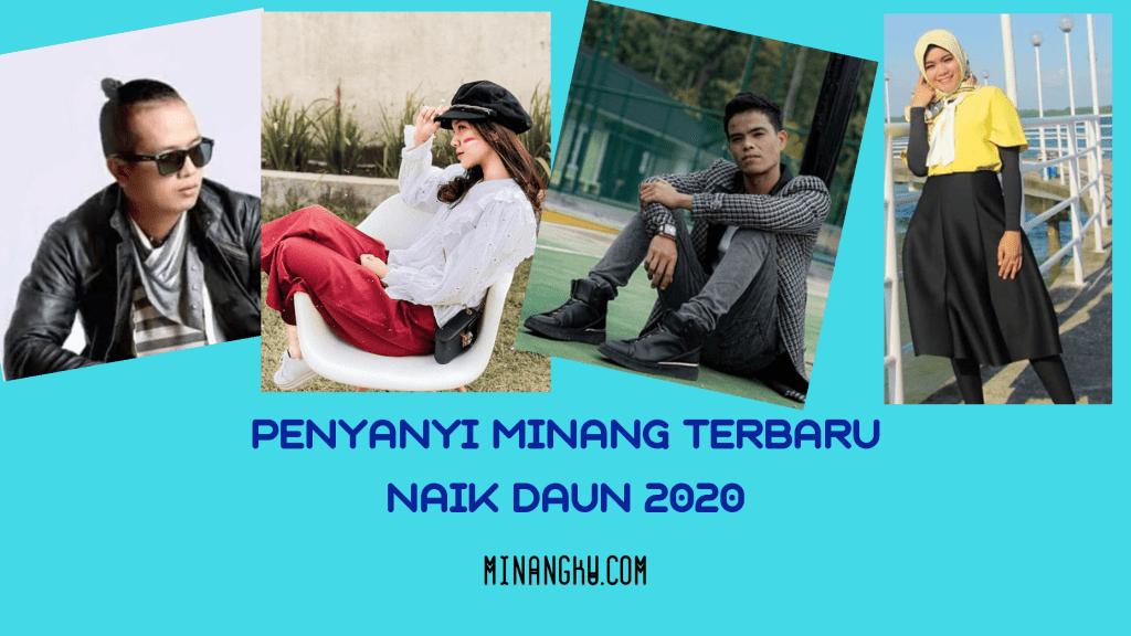 Penyanyi Minang terbaru 2020