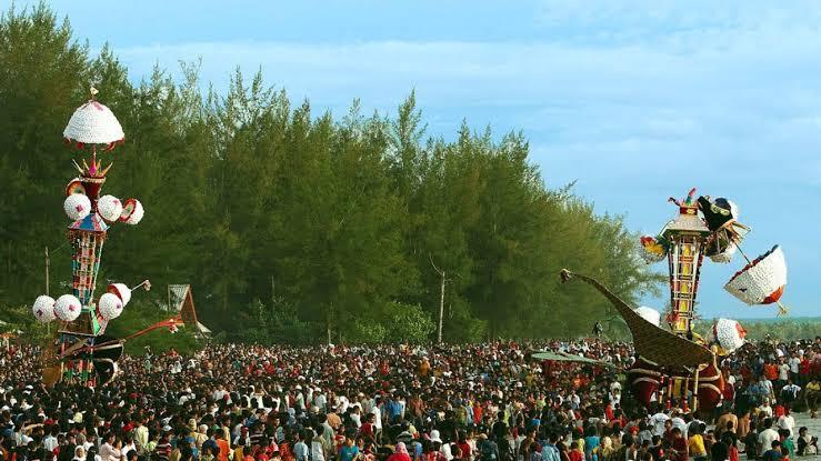 Tradisi Tabuik di minangkabau